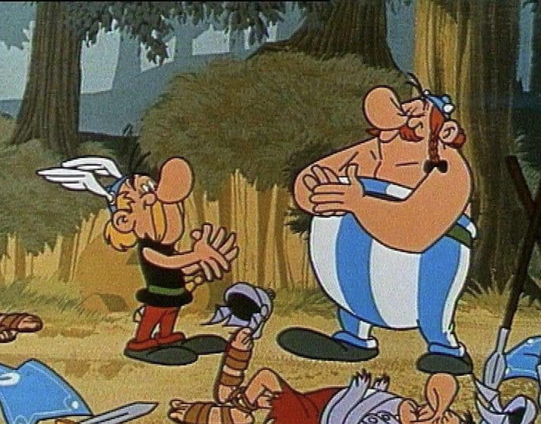 Asterix kommt auf die 2€ Münze
