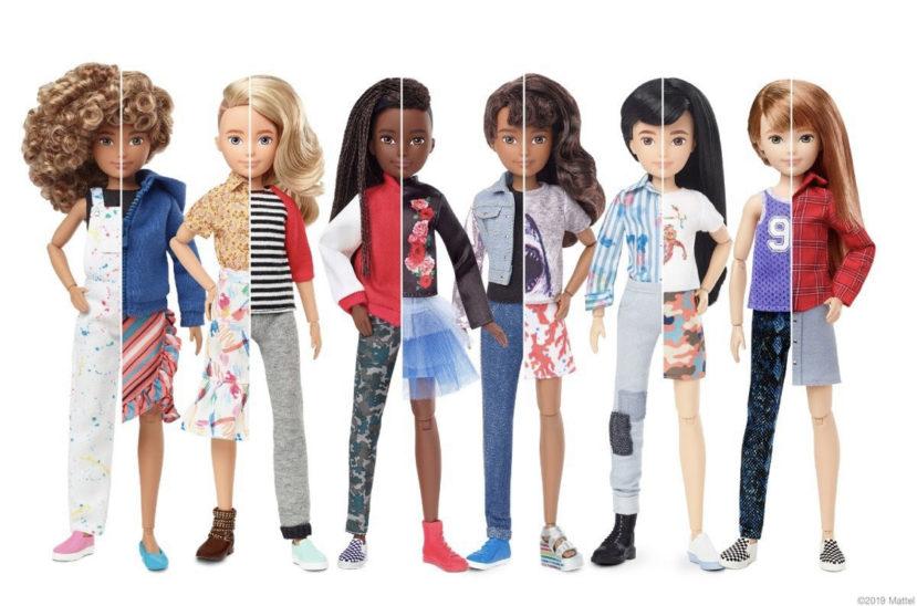"""""""Barbie"""" gibt es jetzt auch geschlechtsneutral"""