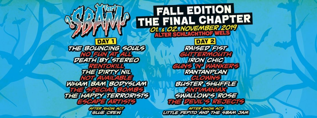 SBÄM Fest Fall Edition