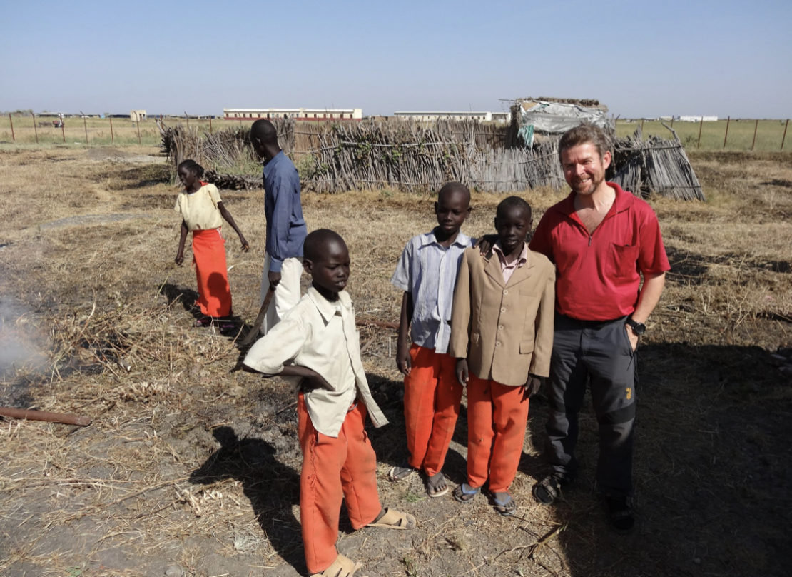 KIWANIS hilft vor Ort in Afrika