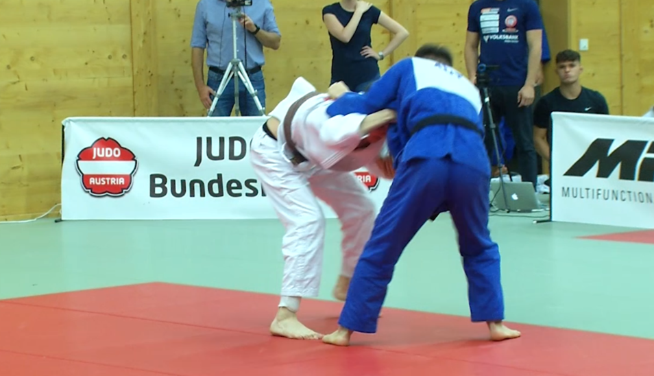 Judo Bundesliga - LZ Multikraft Wels vs. Galaxy Wien