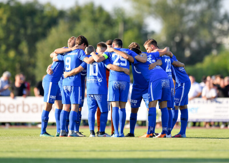 "WSC HOGO Hertha besiegt die ""Jungwölfe"" 4:1"