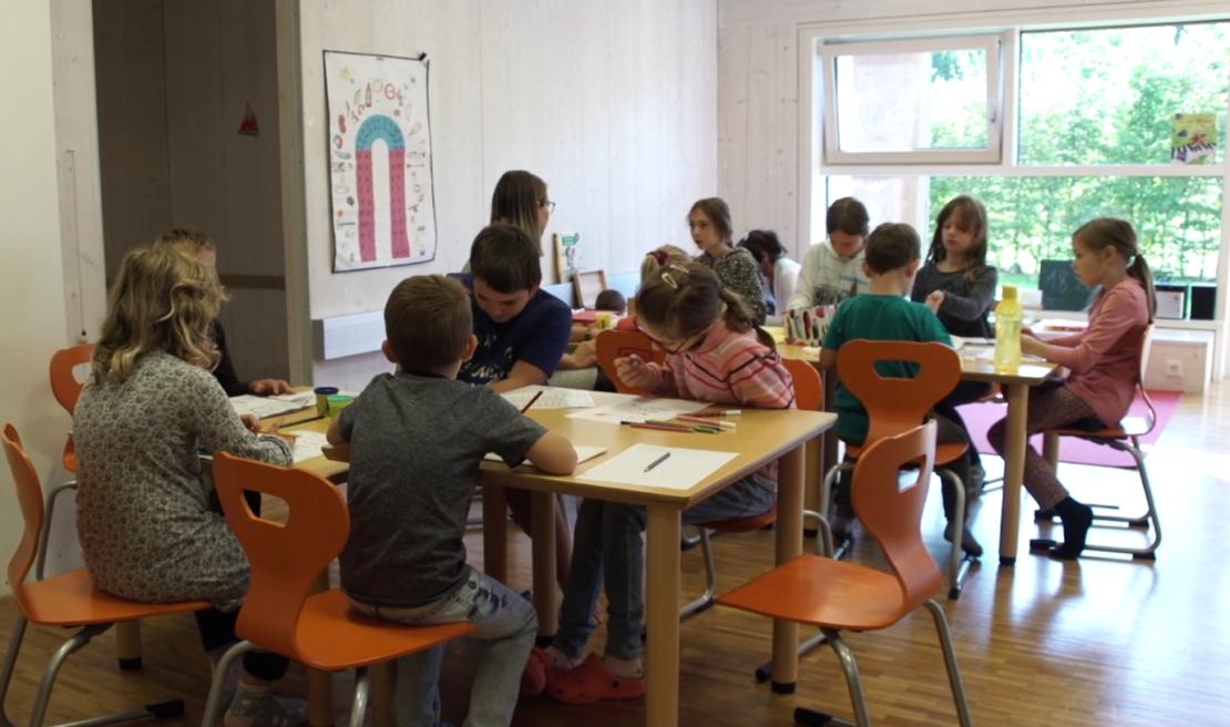 Schulstart - Da Vinci Akademie