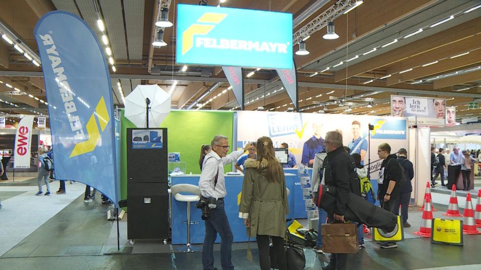 Felbermayr Holding - Messe Jugend & Beruf