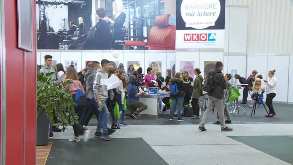 Jugend & Beruf - Österreichs größte Berufsinfomesse