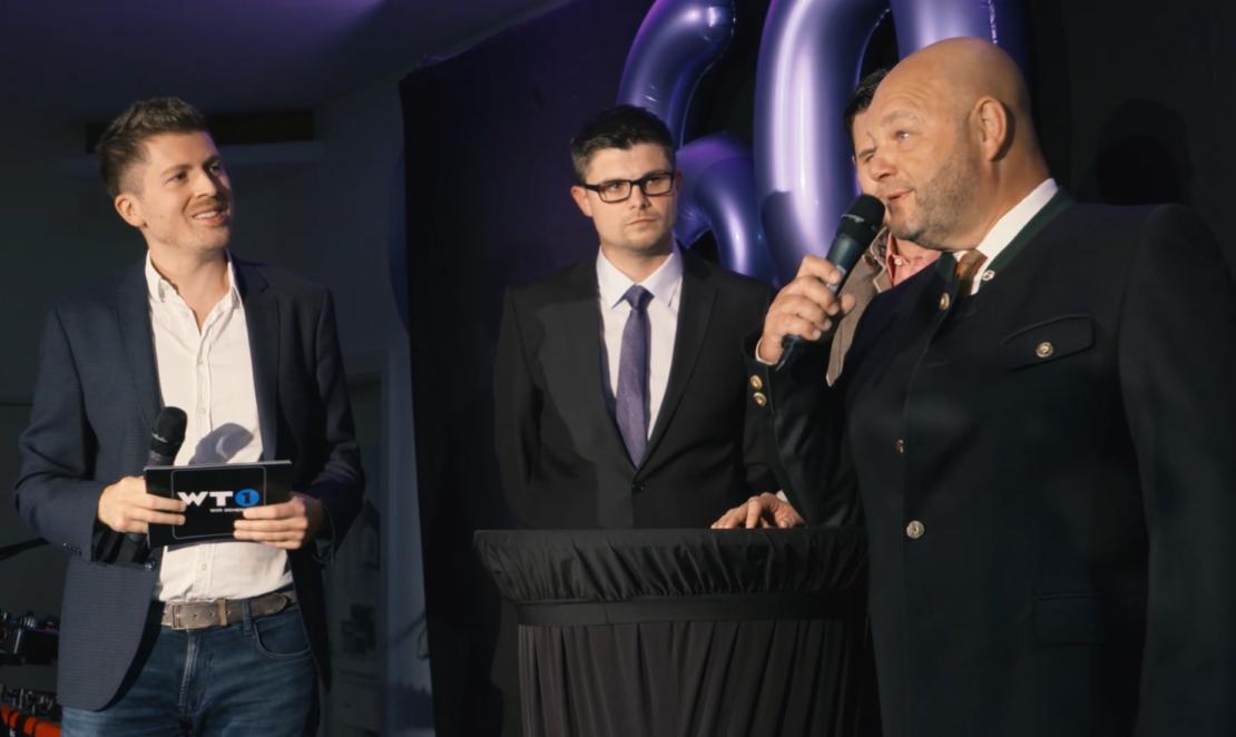 60 Jahre Dämon - Geburtstagsfeier mit Kabarett-Shootingstar