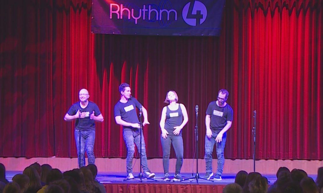 Rhythm4 - 15 Jahre Jeunesse