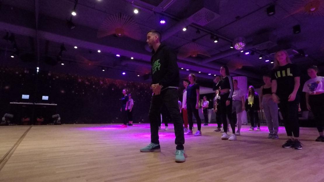 Marty Kudelka - Choreograph von Justin Timberlake