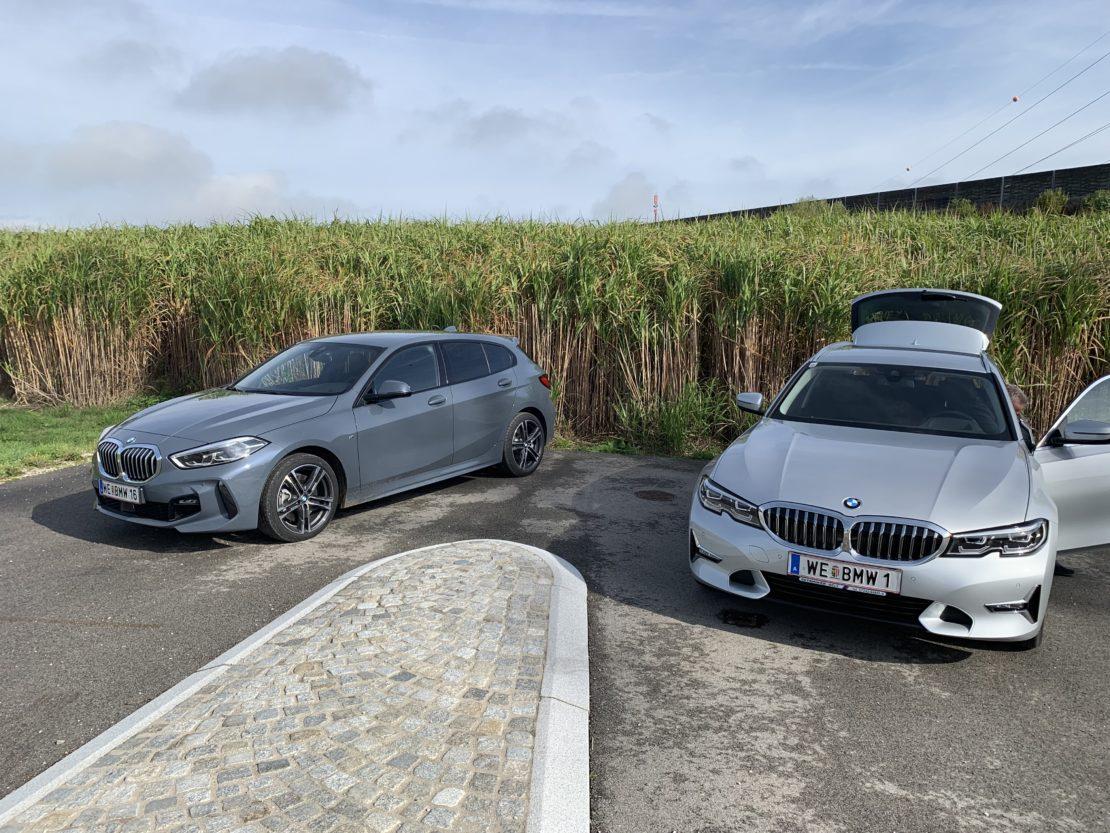 Neue BMW Modelle