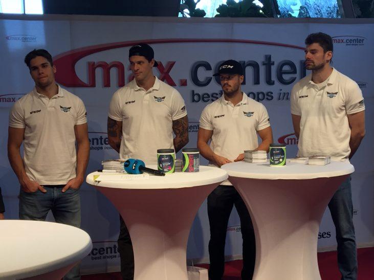 maxcenter Black Wings und Firmen Fußball Turnier