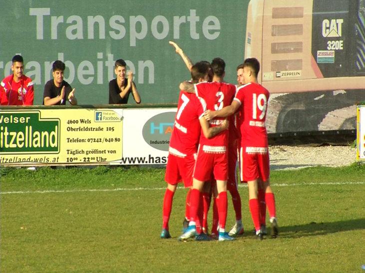 FC Wels verliert Kellerduell