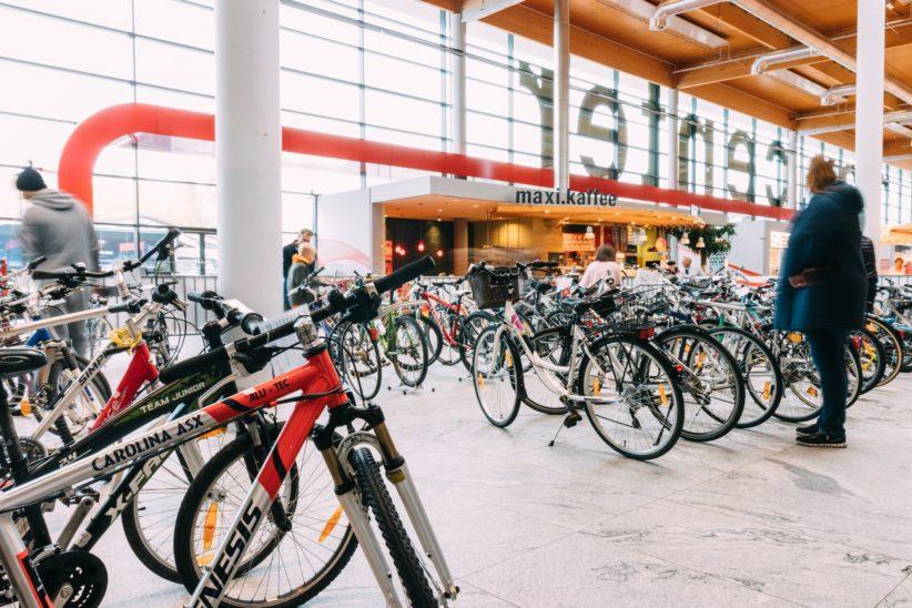 max.center Fahrradbörse