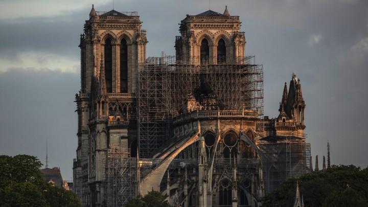 922 Millionen Euro für Notre-Dame-Aufbau
