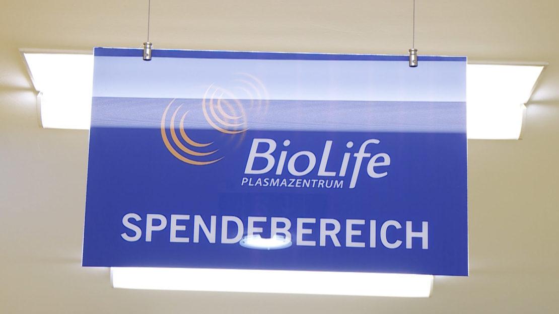 20 Jahre Biolife Plasma Center