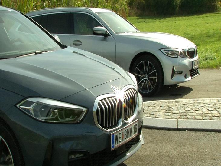 Neue BMW Modelle - Facelift für 1er und 3er BMW