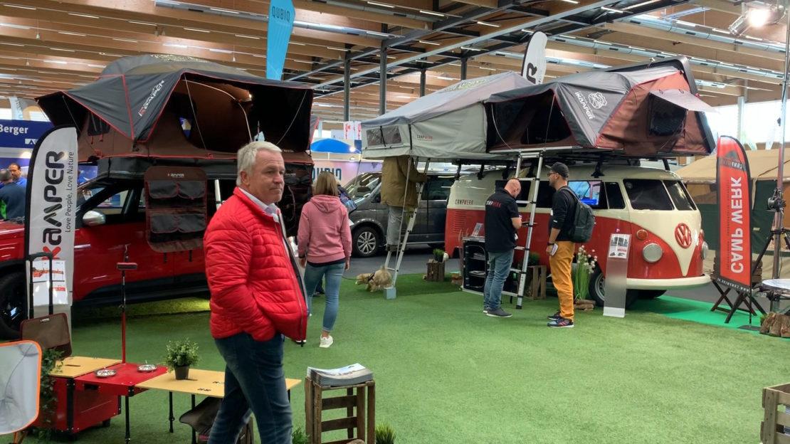 Caravan Salon Austria - Österreichs Leitmesse für Camping