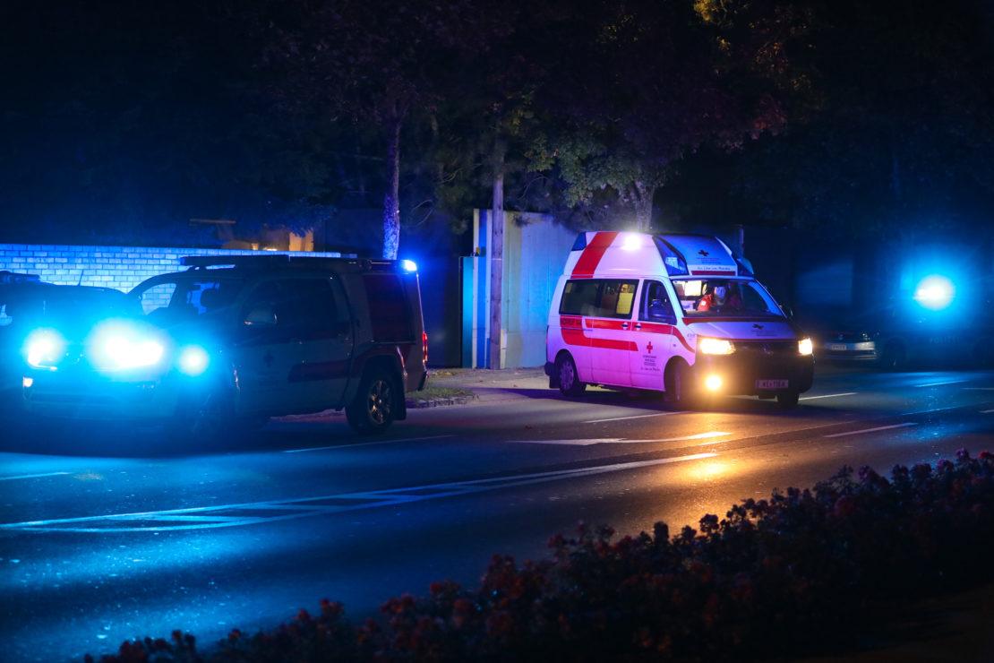 Heftiger Streit in Wels-Neustadt endet mit Polizei- und Notarzteinsatz
