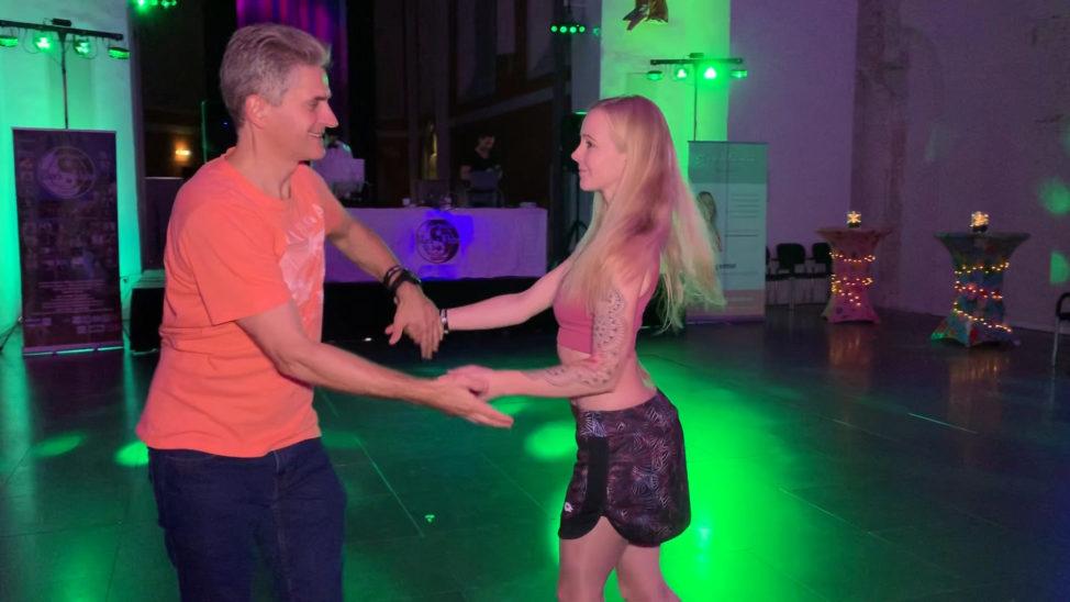Salsa & Kizomba - 29 Stunden tanzen