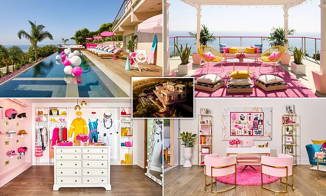Barbie Malibu Traumhaus