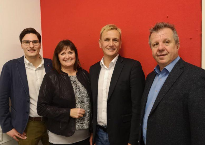 Neuer Welser SPÖ Parteiobmann