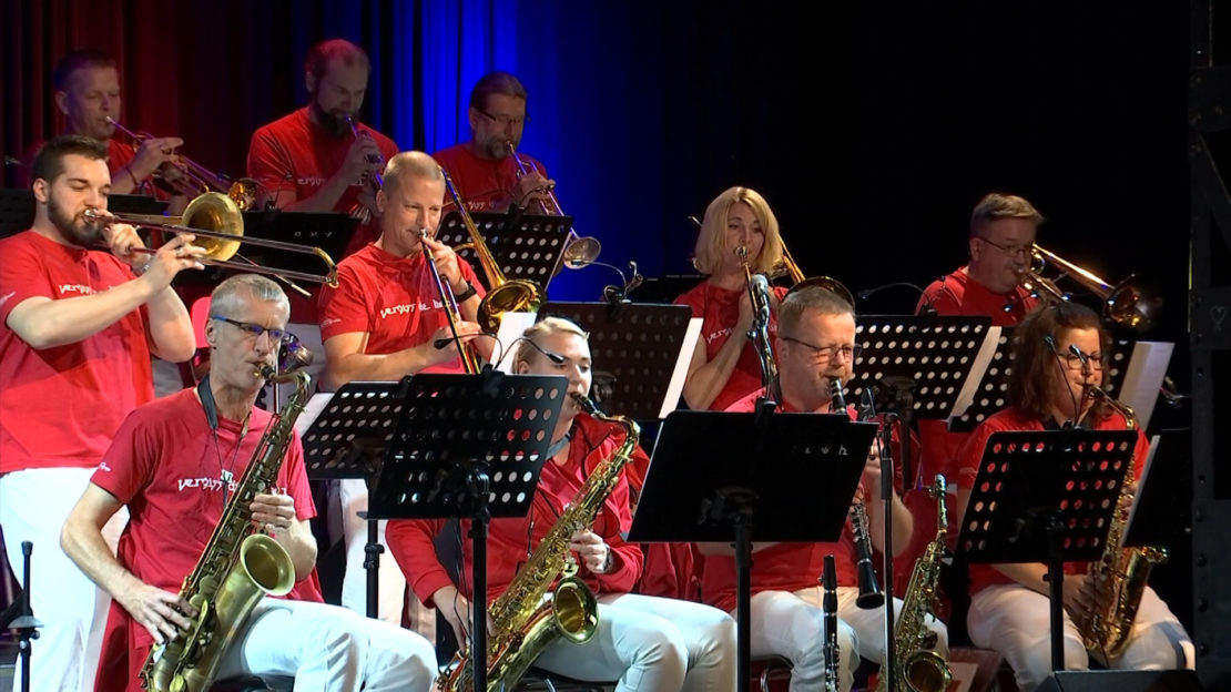 Wösblech Deluxe - 10 Jahre Big Band