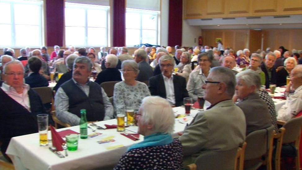 Tag der älteren Generation - Ein Festtag in Buchkirchen