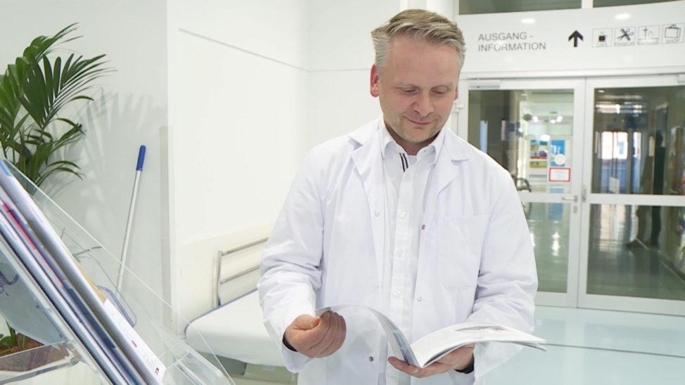 Klinikum Wels-Grieskirchen - Neue Leitung für Unfallchirurgie und Orthopädie