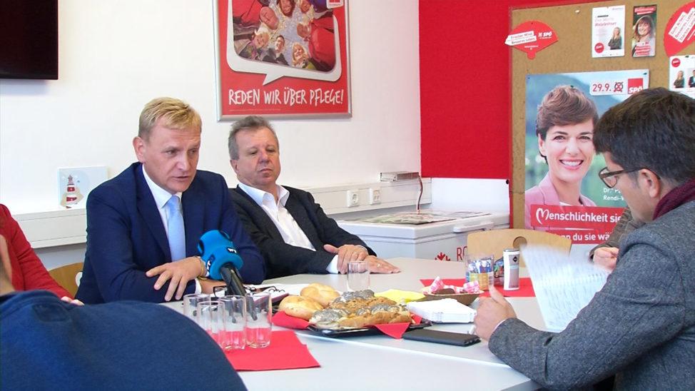 SPÖ Wels - Klaus Schinninger neuer Parteiobmann