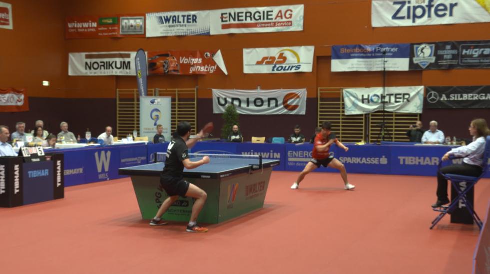 Tischtennis CL - SPG Walter Wels vs. TTC Ostrava